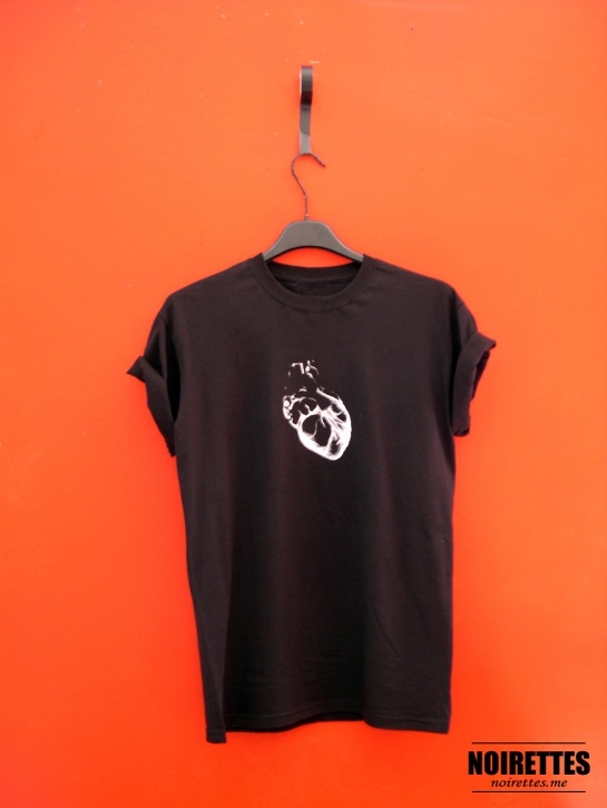 BIG HEAR BLACK Tee